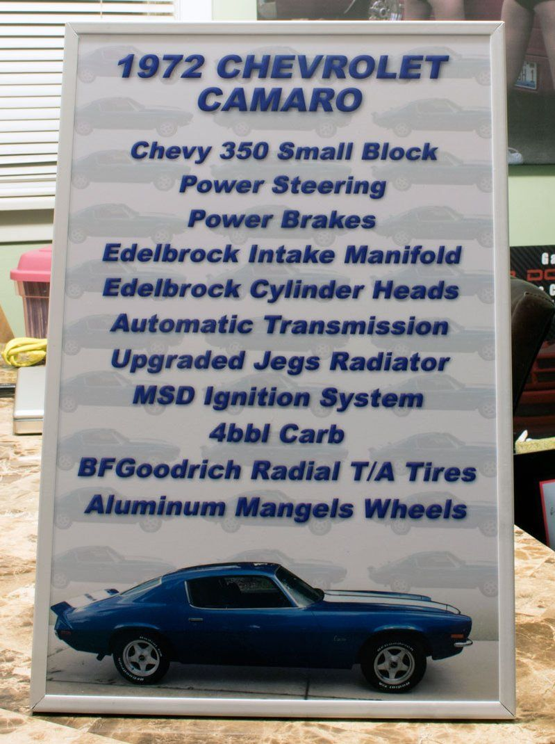 ShowCarSigns (@showcarsigns) | Twitter | Car Show Signs