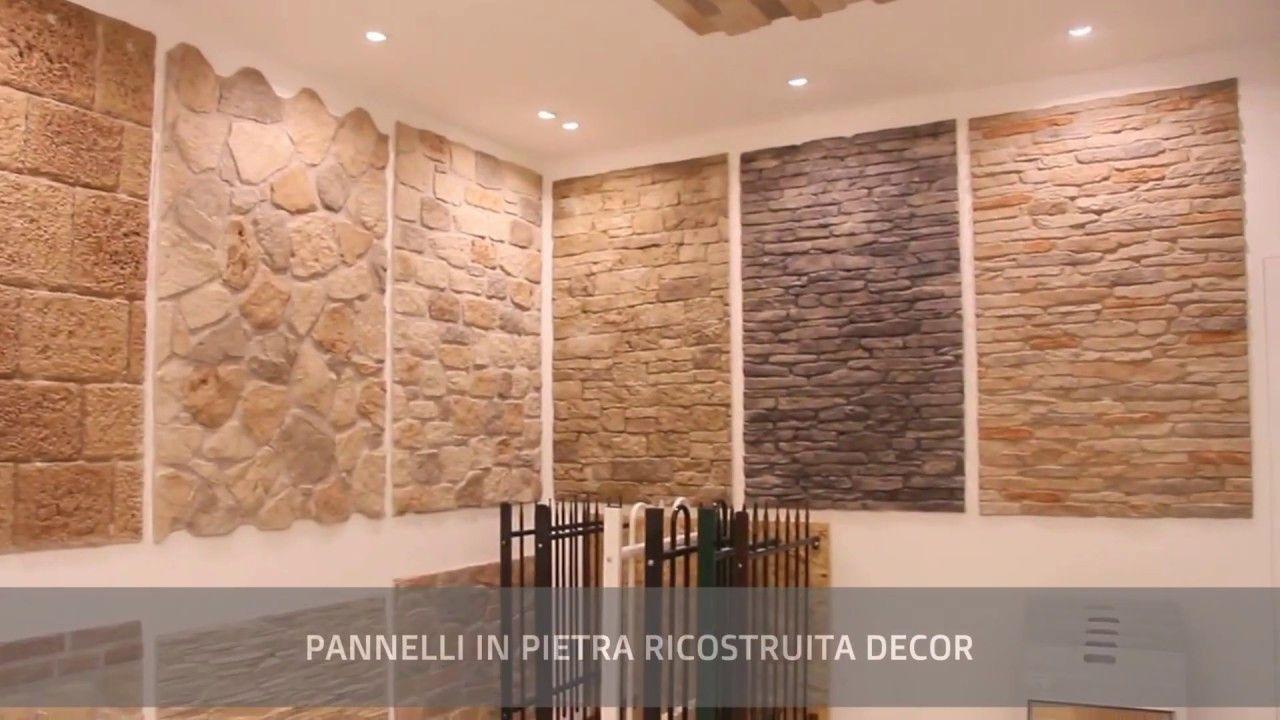 50 idee di pannelli finta pietra leroy merlin image - Piastrelle effetto roccia ...