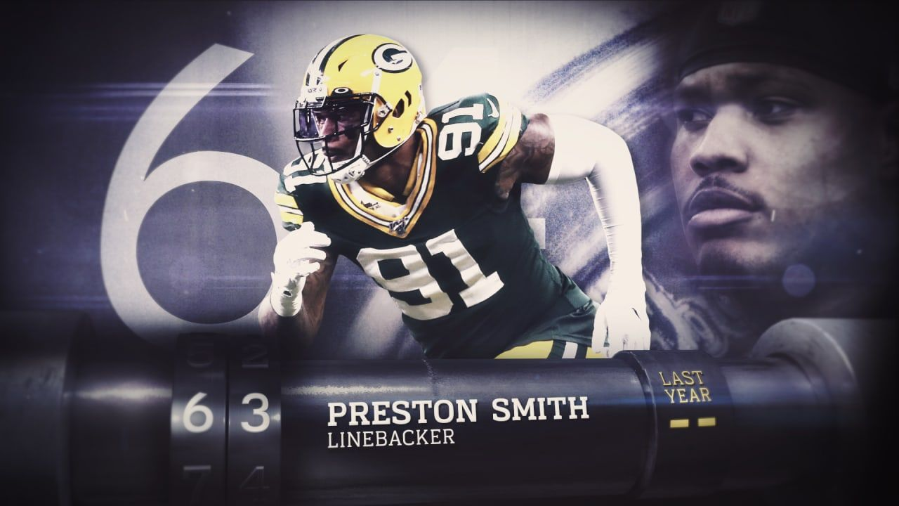 Top 100 Players Of 2020 Preston Smith No 63 Nfl News In 2020 Nfl News Preston Smith Nfl