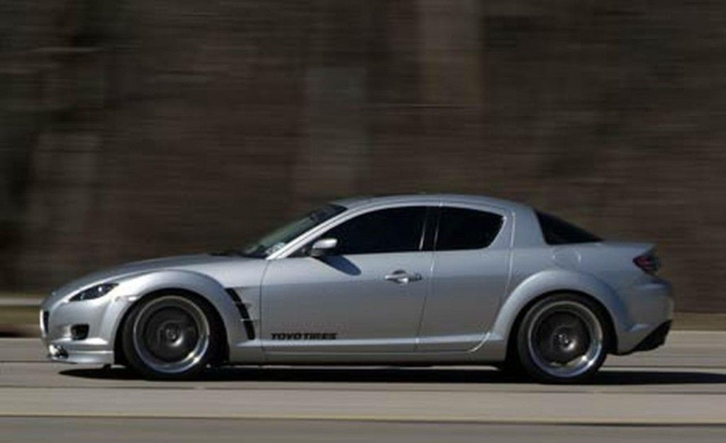 2014 Mazda Rx8 Wallpapers