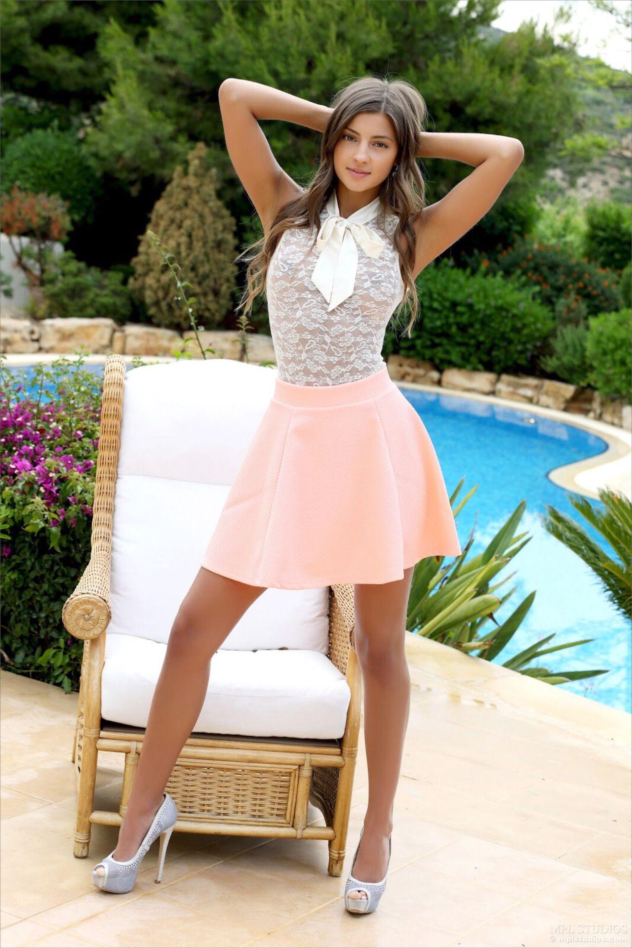 Maria Ryabushkina   Gorgeous   Pinterest   Celebs and