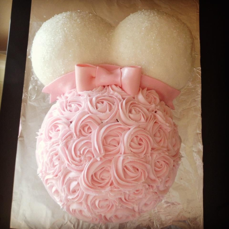 how to make a pregnant belly cake without fondant