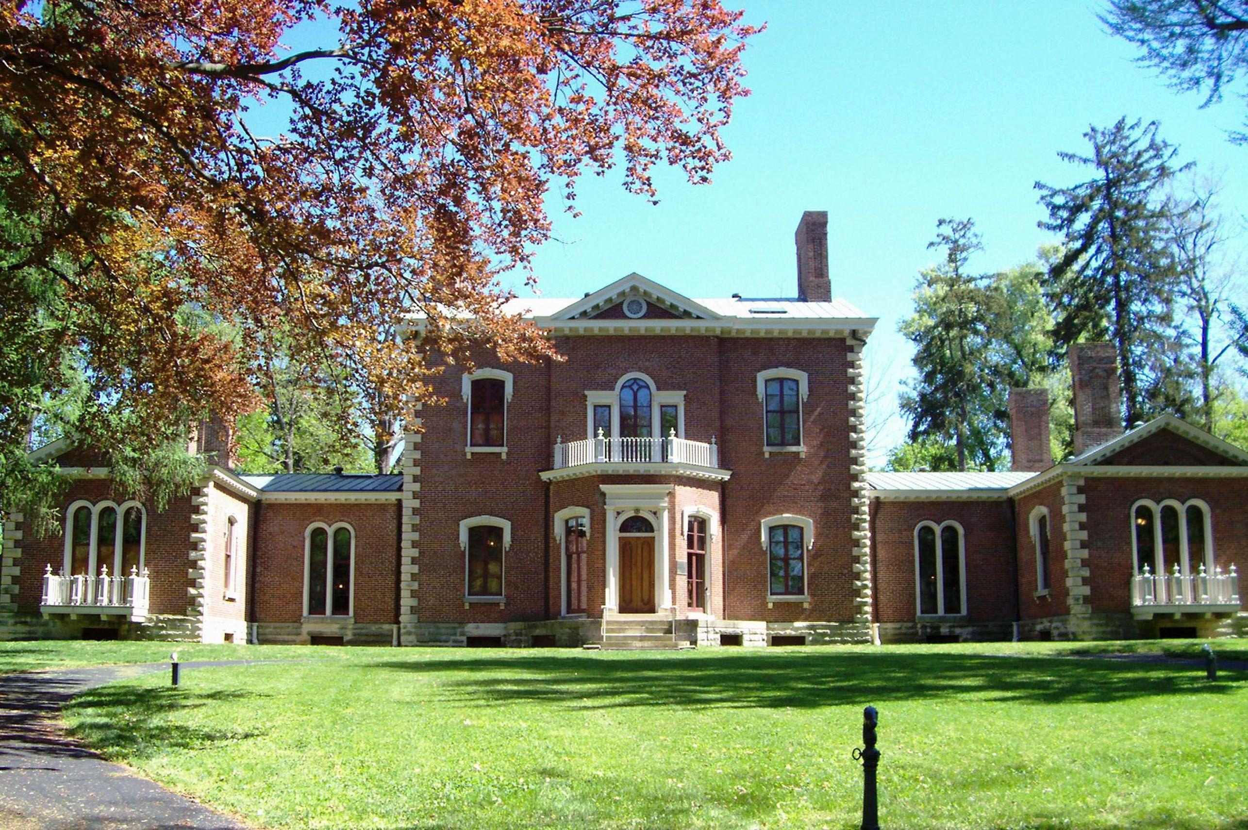 Ashland, the home of Henry Clay, Lexington, KY Historic