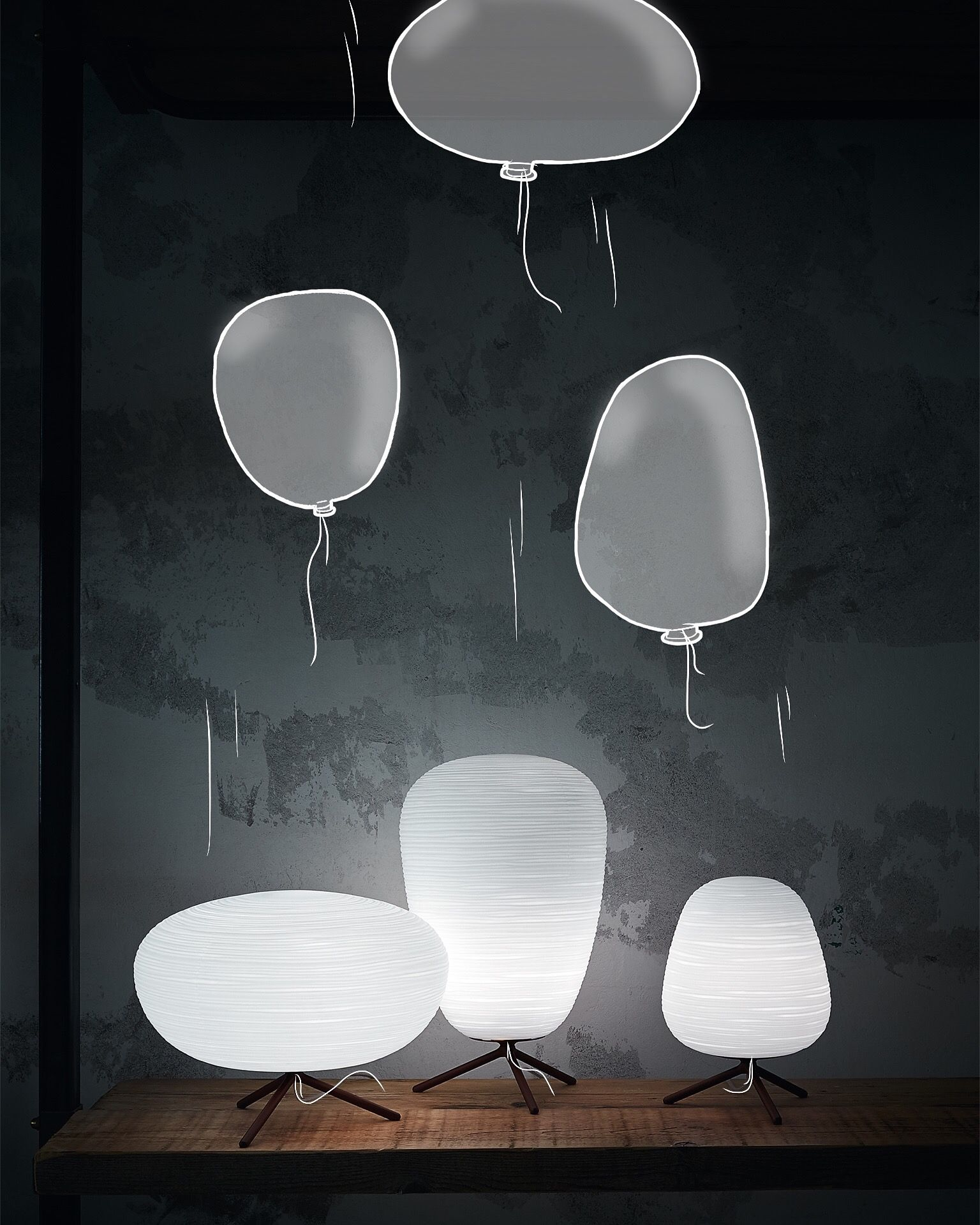 Foscarini Rituals Table Lamp Lighting Design Lamp Design Interior Lighting
