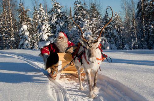 north pole santa google search - Santa At The North Pole