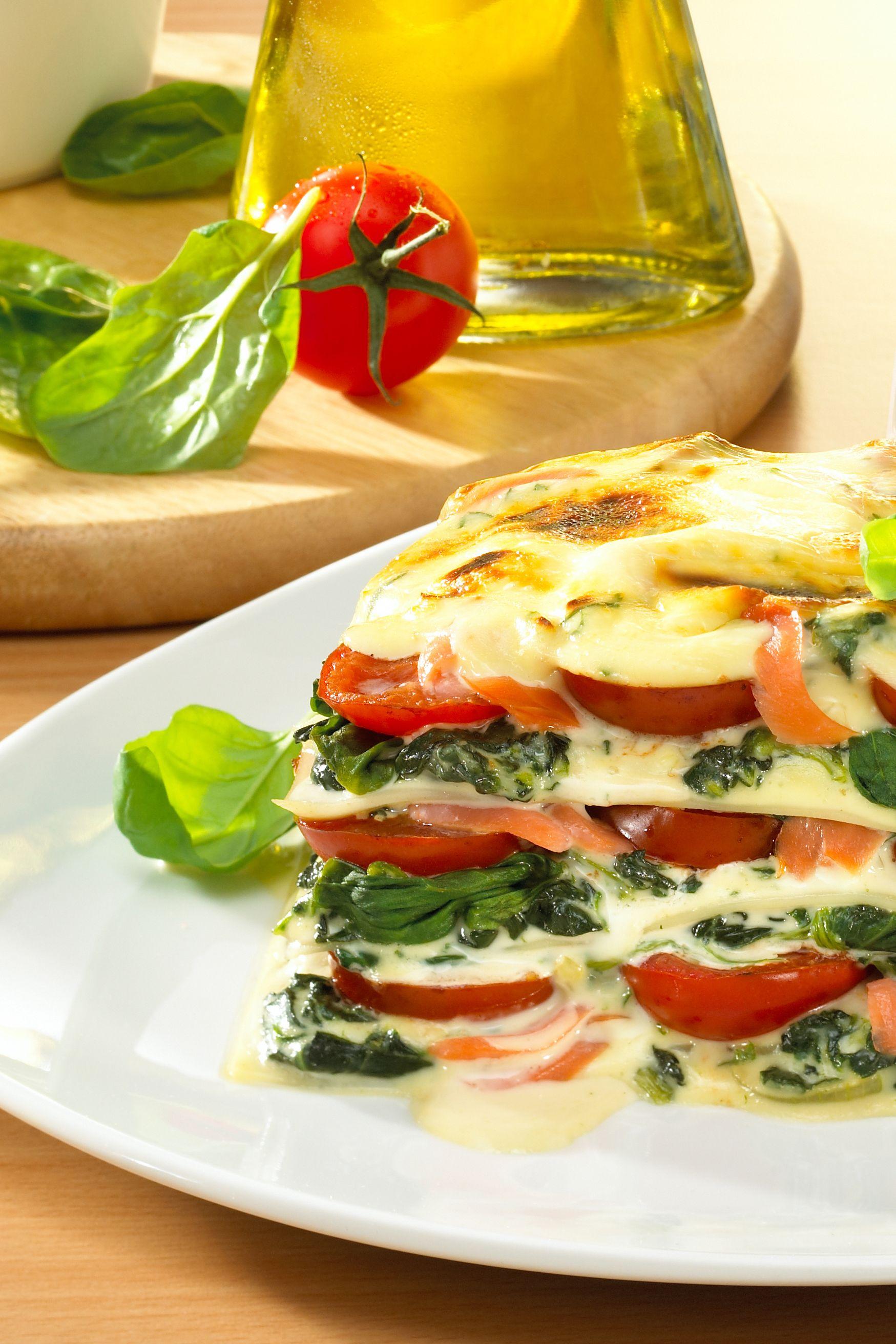 raffinierte variante der lasagne alla bolognese — rezepte