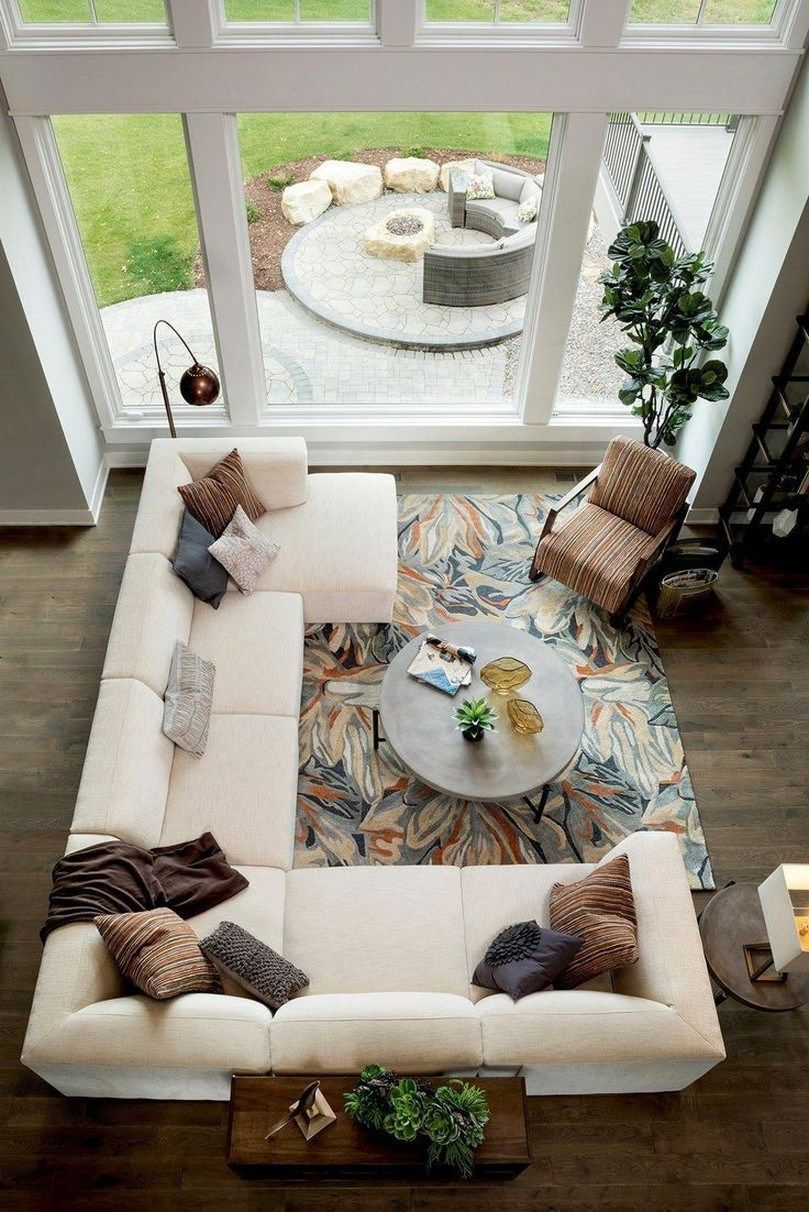 56 Inspiring Living Room Layouts Ideas With Sectional Solnet Sy Com Open Living Room Design Living Room Furniture Layout Living Room Design Layout
