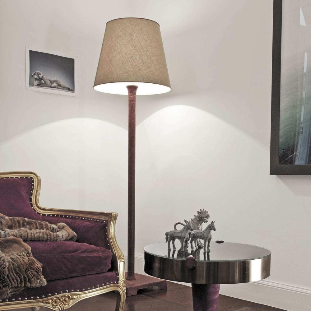 Lampade Moderne Da Terra Per soggiorno Stupefacente Piantane ...
