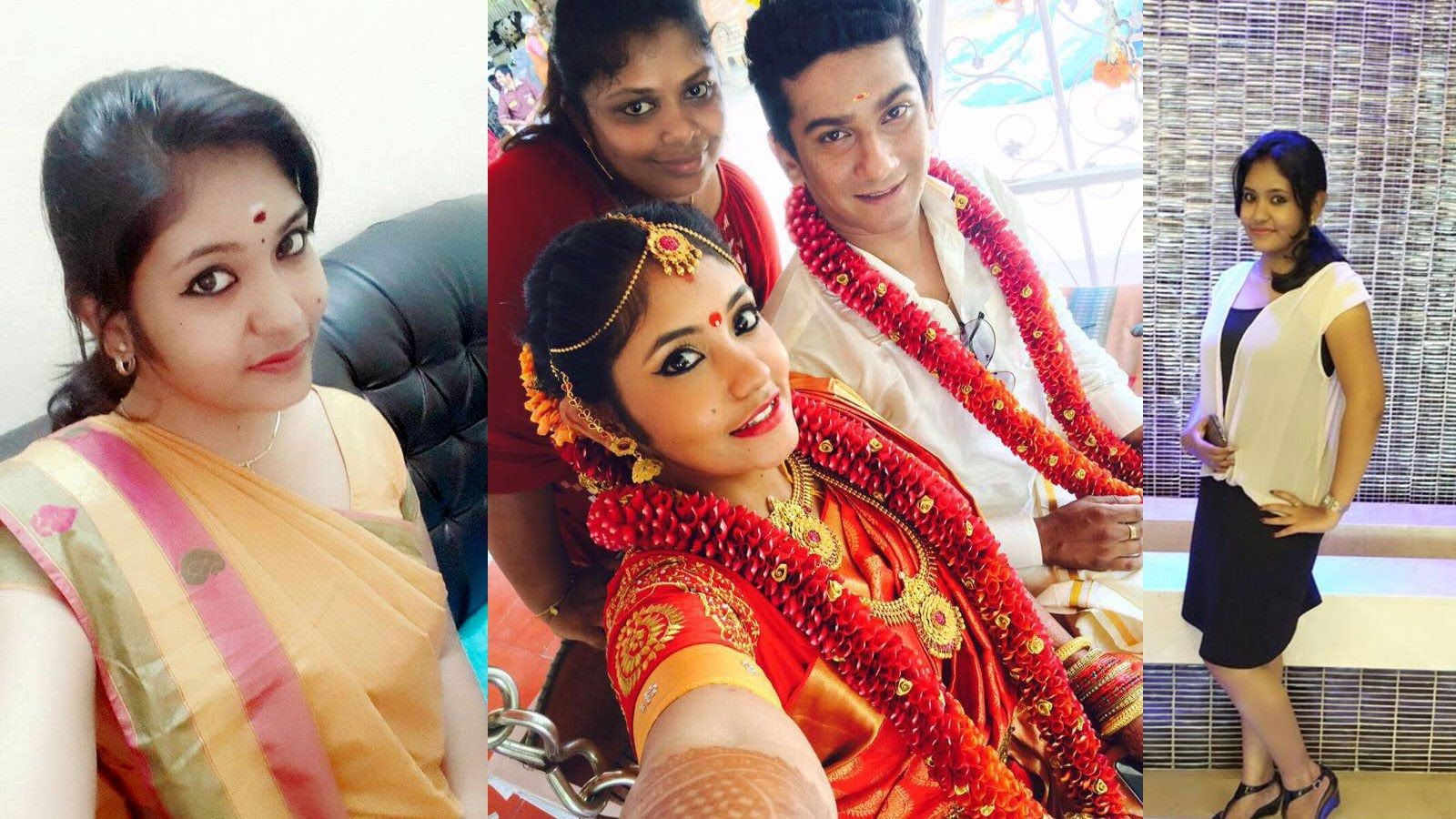 Vani Rani Serial Pavithra / Sun tv Serial Nadhaswaram Fame Ragini ... for Serial Actress Priya Mohan Wedding Photos  193tgx