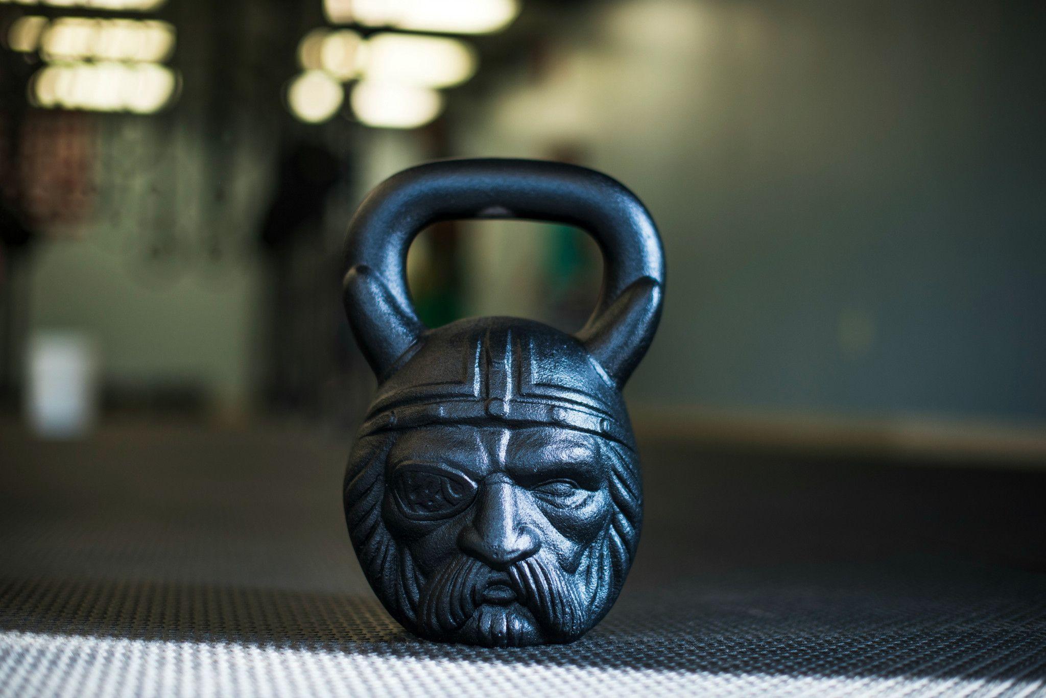 Odin Kettlebell 63LB/29KG | Bodybuilding | Pinterest