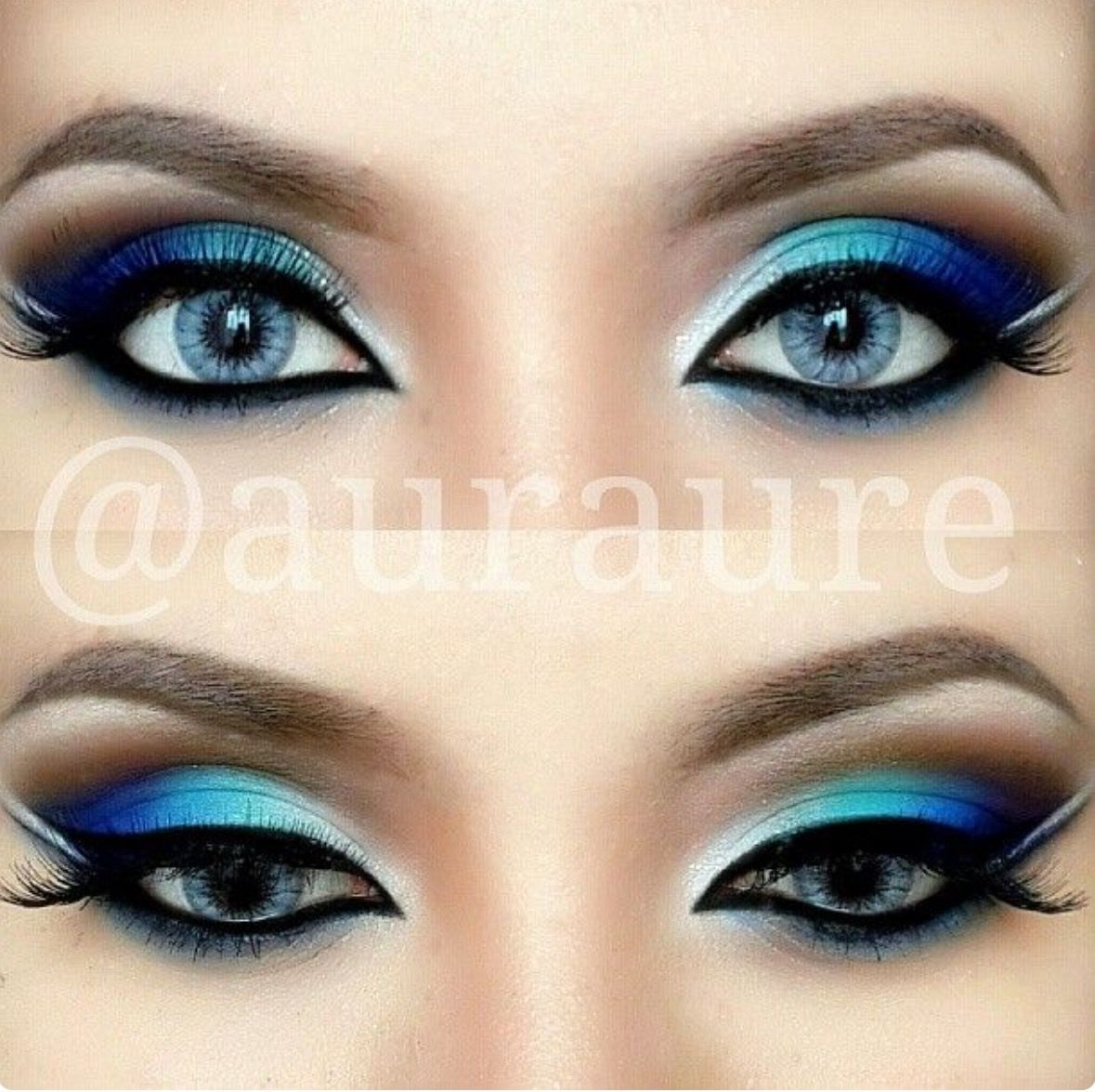 ★ How to Make Your Blue Eyes POP! ★ - Trend To Wear