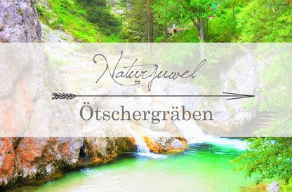 Naturpark Otscher Tormauer Otschergraben Ausflug Wandern