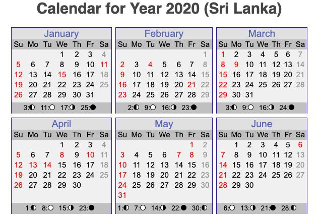 Free Blank Printable Sri Lanka Public Holidays 2020 Calendar Printable Calendar Diy Holiday Calendar Calendar Public Holidays