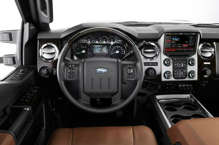 2014 Ford F250 Lariat Interior With Images Ford Super Duty