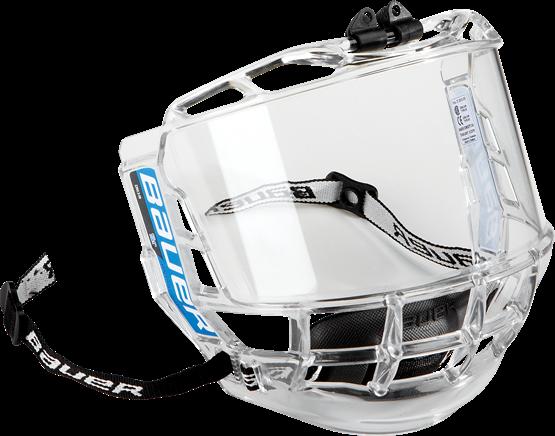 Concept 3 Full Face Shield Visor Hockey Helmet Hockey Equipment Full Face