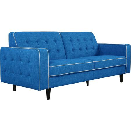 Curl up with a book or gather the family for movie night on this classic sofa. Product: SofaConstruction Material: