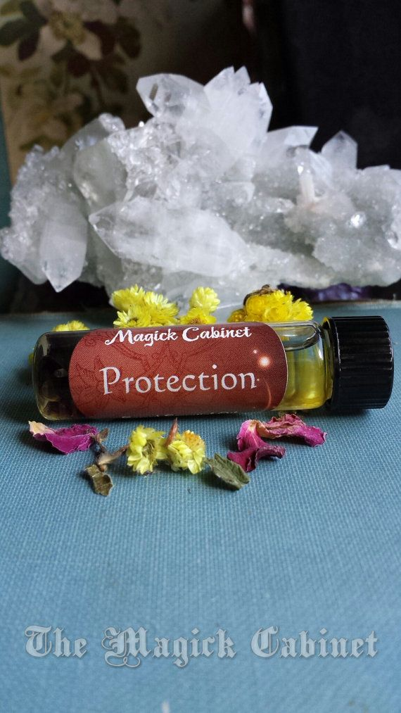 Shield Maiden Oil, Spiritual Protection Oil, Witchcraft