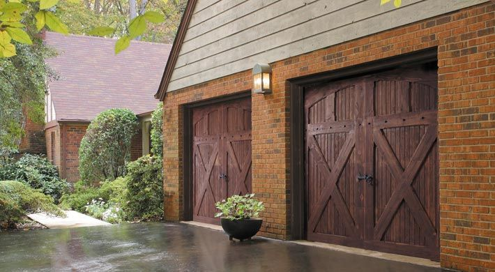 Pin By The Garage Door Depot On Amarr Wood Doors Garage Door Styles Garage Door Design Garage Doors