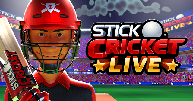 Stick Cricket Live APK MOD v1.4.6 Stick Cricket Live v1.4