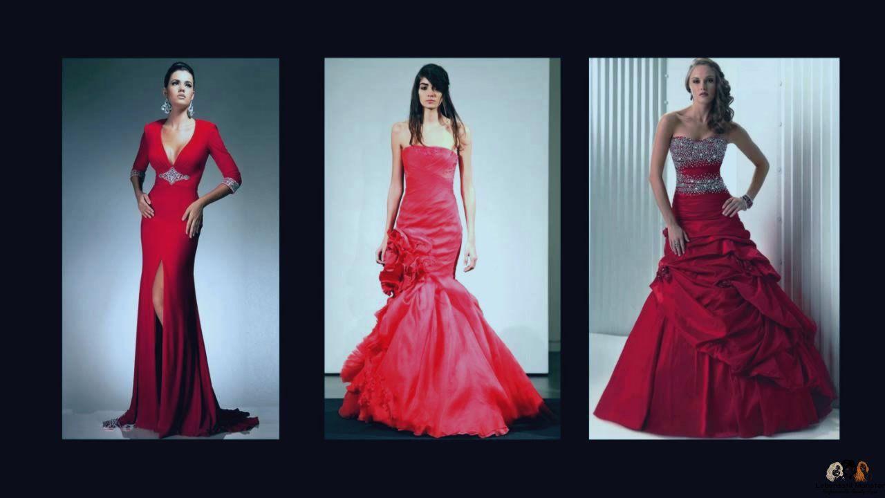 Rote brautkleider - #Brautkleider, #Distribuire, #Gratuit