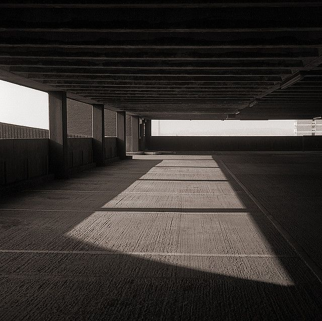 form9 - deserted car park