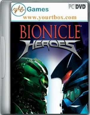 THE PS2 BIONICLE BAIXAR GAME