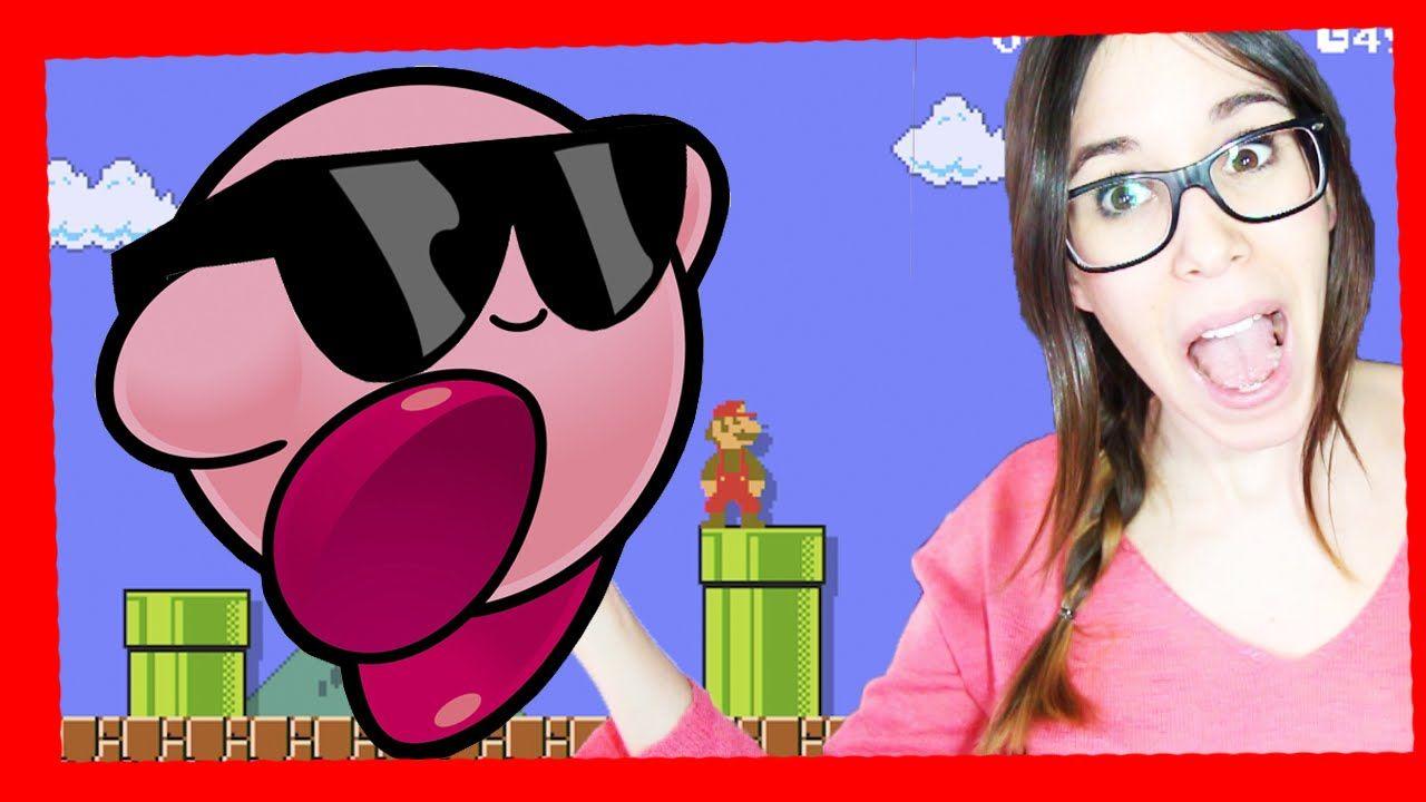 HARDCORE KIRBY   Super Mario Maker