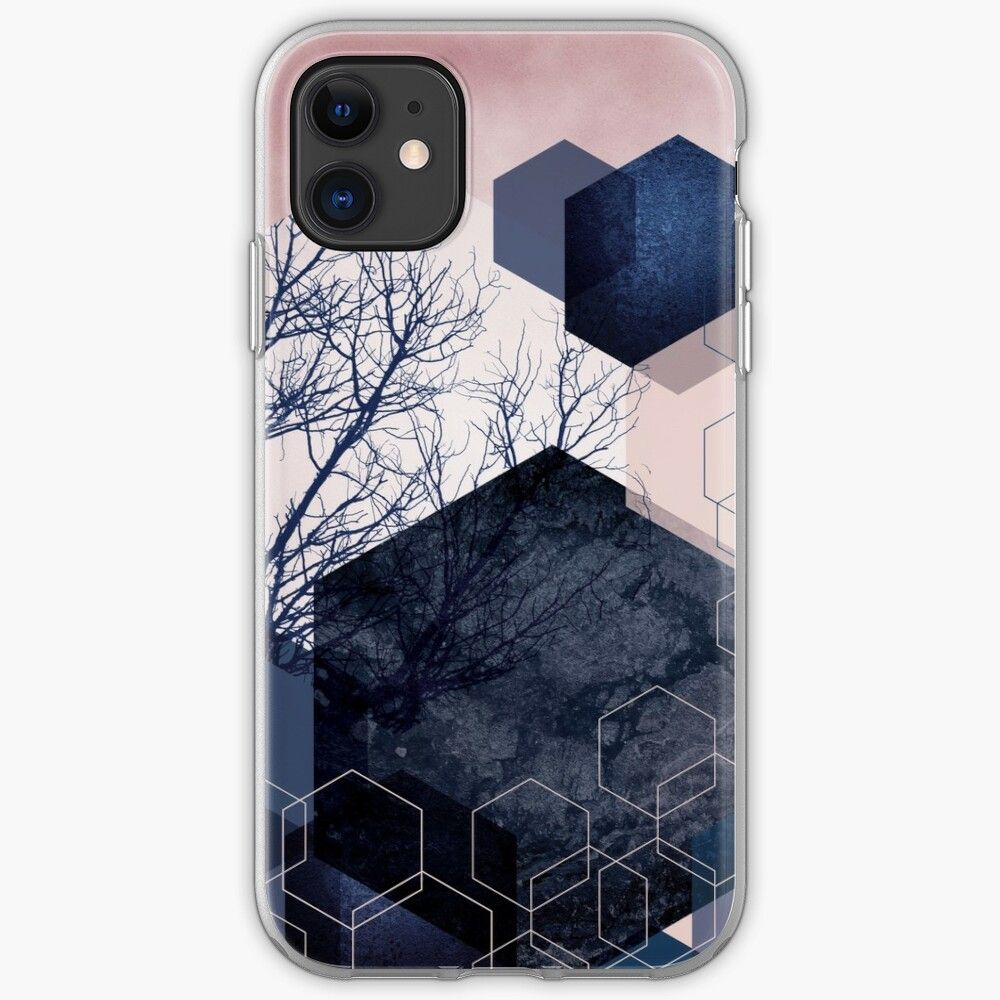 Colors are ink printed on the frosted shell surface Durable flexible case that grips around the edges of your phone Shock absorbent TPU case with anti-fingerprint finish The design is featured on the back while the edges of the case are semi-transparent and provide full access to ports #iphonecase #deviceskins #iphoneskins #iphone #phonecover #bohophonecase #bohemian #space #universe #sacredgeometry