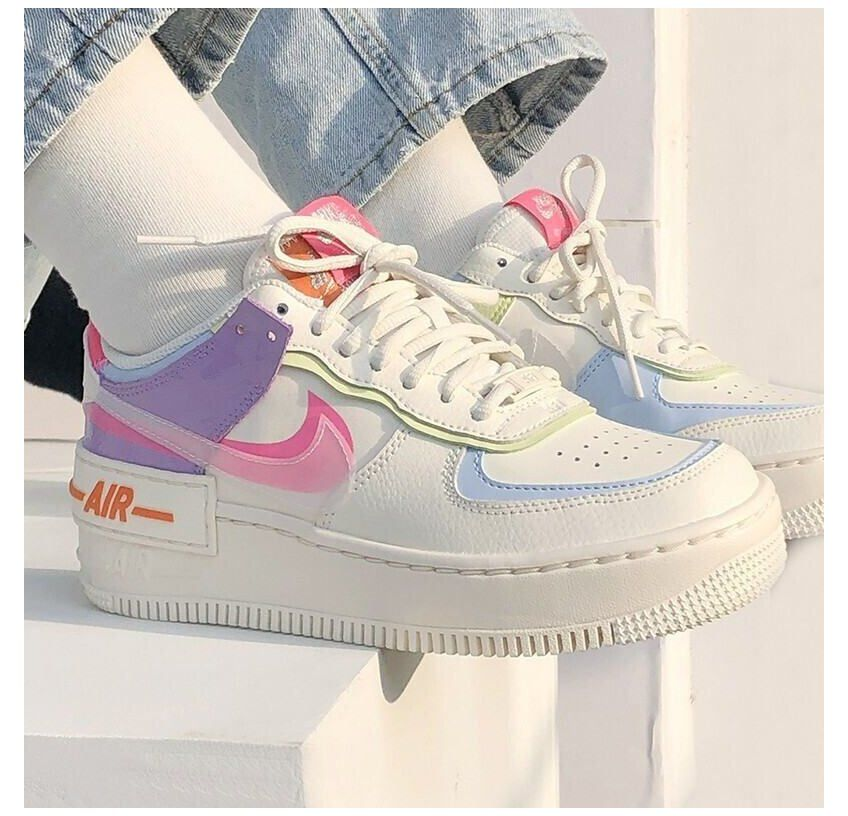 Perpetuo escotilla lector  2020 Nike Air Force 1 Shadow Running Shoes CU3012 164 White Womens AF1  Sneakers #nike #air #force #1 #outfit #wom… | Nike air shoes, Jordan shoes  girls, Girls shoes