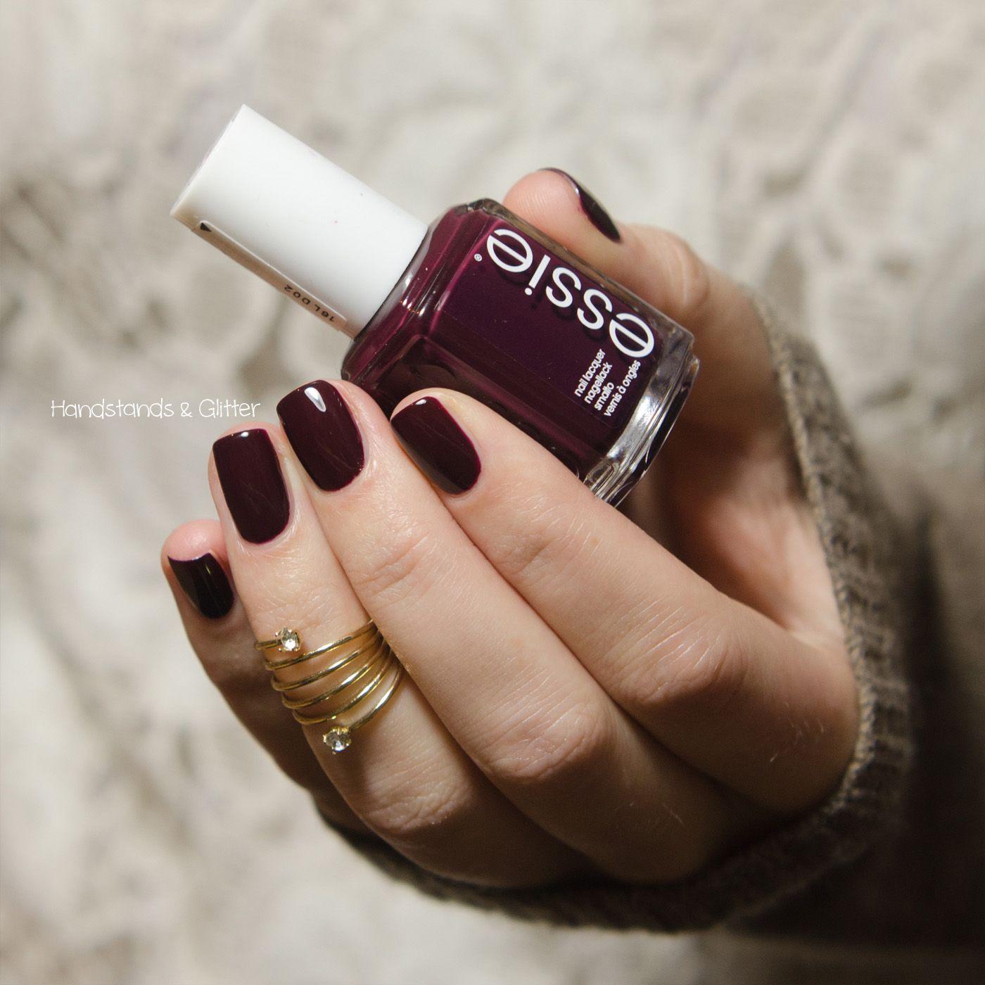 handstands & glitter: [Lieblingslacke] Essie - Sole Mate | Nails ...