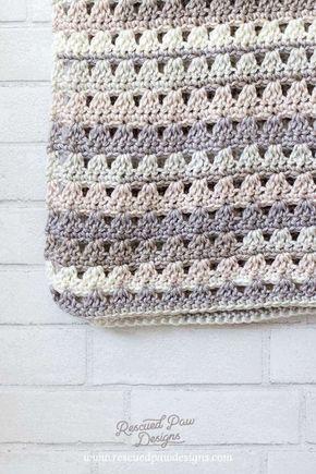 Alissa Easy Crochet Throw Simple Crochet Blanket Simple Crochet