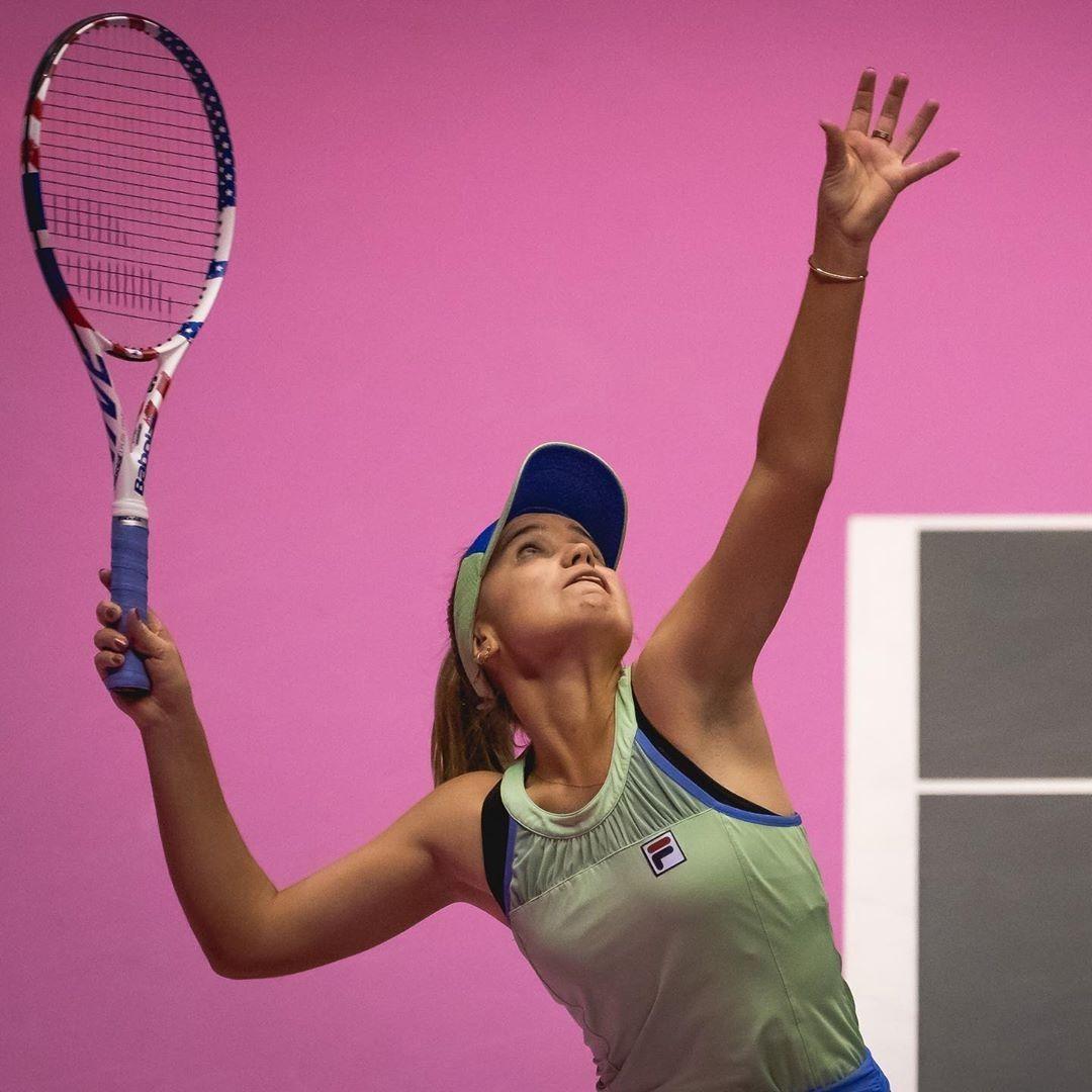 Sofia Kenin 2020 In 2020 Tennis Tennis Racket Sports