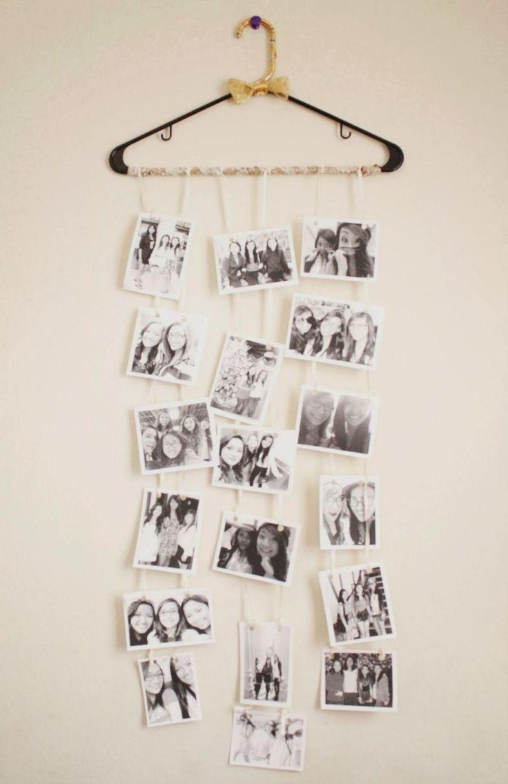 Basteln Mit Kleiderbügel praktische handarbeiten aus recyclinggarnen schwarz weiß fotos