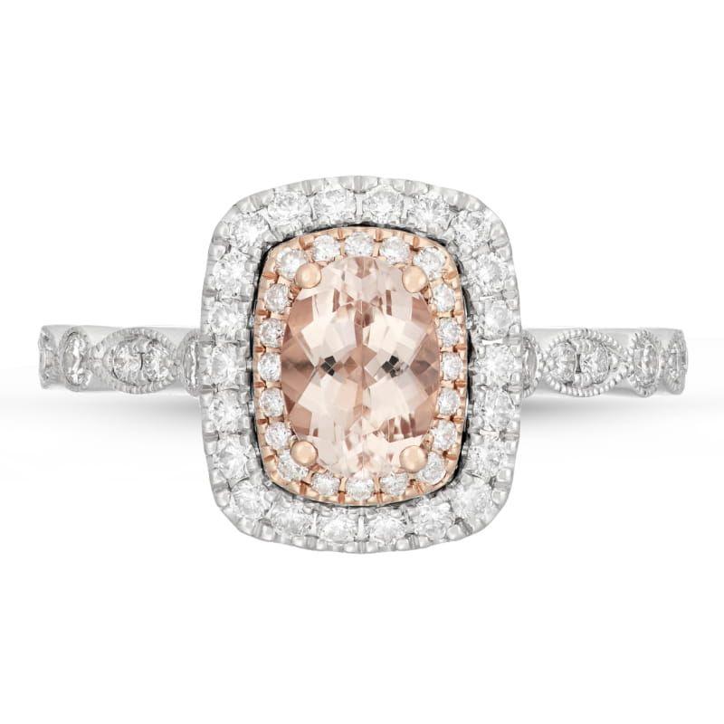 9180ef60f Neil Lane 14ct White Gold 0.46ct Diamond Halo Ring in 2019 | Eclectic Engagement  Rings | Rings, Halo diamond, Neil lane rings