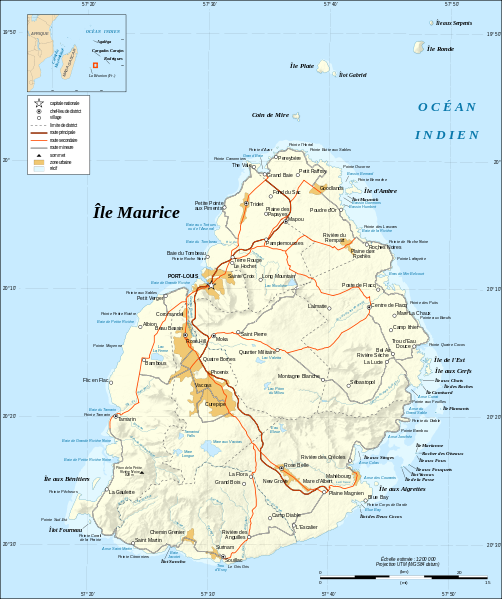 Fichier:Mauritius Island map-fr.svg | Mauritius - maps in ... on map of costa rica, map of hawaii, map of spain, map of malaysia, map of south pacific, map of bali, map of austrailia, map of fiji, map of brazil, map of bahamas, map of bora bora, map of kwajalein, map of moorea, map of carribean, map of switzerland, map of new zealand, map of thailand, map of french polynesia, map of pacific ocean, map of seychelles,