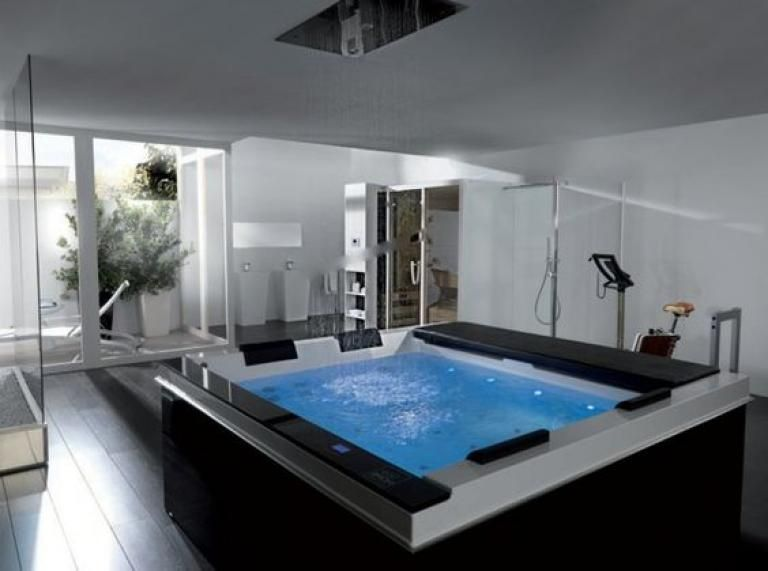 Beautifully Admirable Hot Tub Room Decor Ideas Indoor Hot Tub Hot Tub Room Indoor Jacuzzi