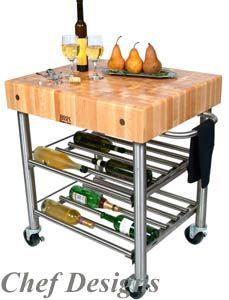 damico wine cart desserte deco ilot de cuisine portable panier d ilot
