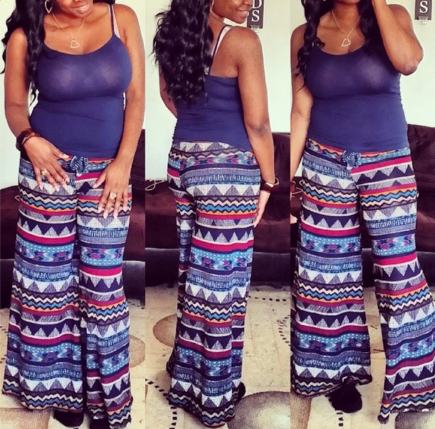 Diy Palazzo Pants Video Tutorial From Drknlvely On Instagram
