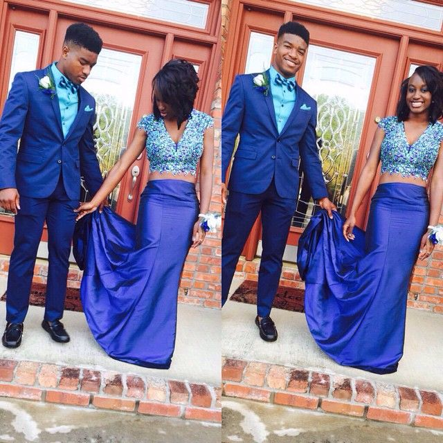 The Blues Of Prom 2015 | Luxury | Prom dresses, Prom ...