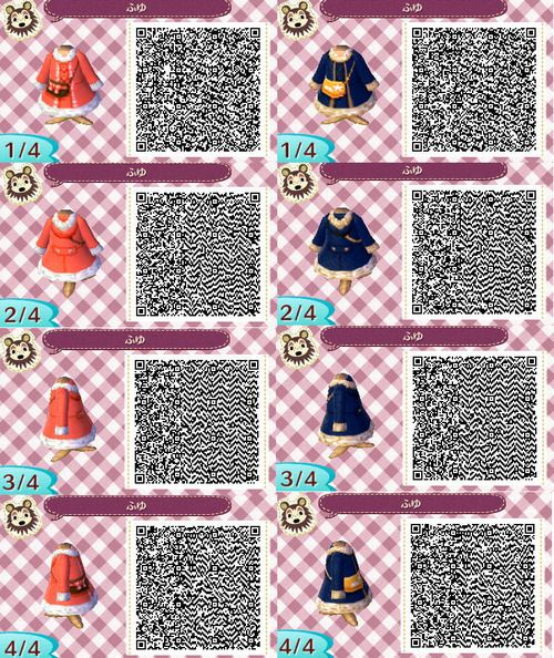 Cute Winter Outfits For Animal Crossing New Leaf With Images