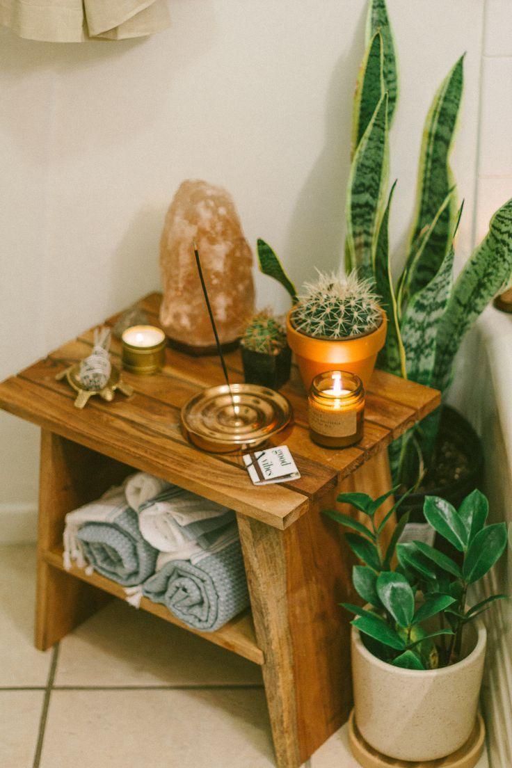 Bathroom Reveal: Before & After — Black & Blooms
