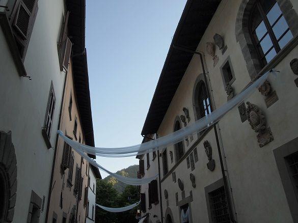 La Notte Celeste In Bagno Di Romagna Oiled Up And Rubbed Down In