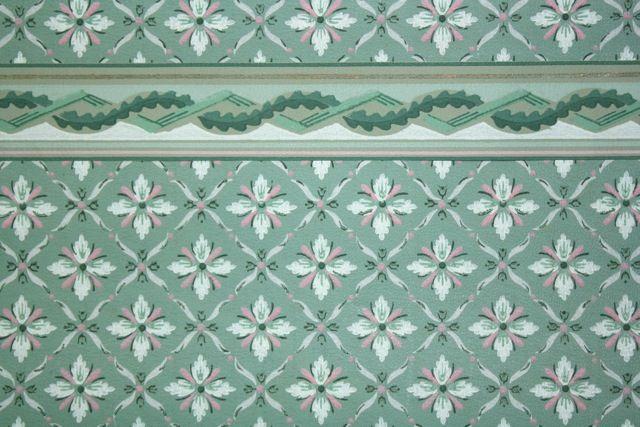 Hannah S Treasures Vintage Wallpaper Blog Geometric Vintage Wallpaper Vintage Wallpaper Geometric Wallpaper
