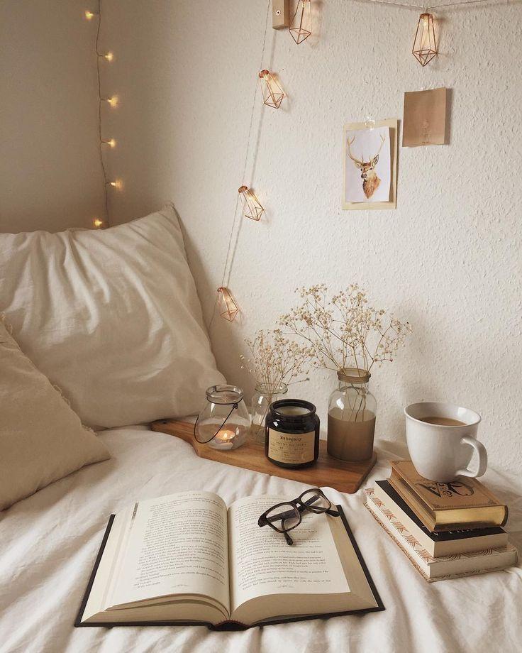 Small Bedroom Decor, Aesthetic Bedroom, Room