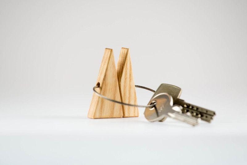 Schlüsselanhänger - Kölner Dom-Schlüsselanhänger - ein Designerstück von koelnbrett bei DaWanda