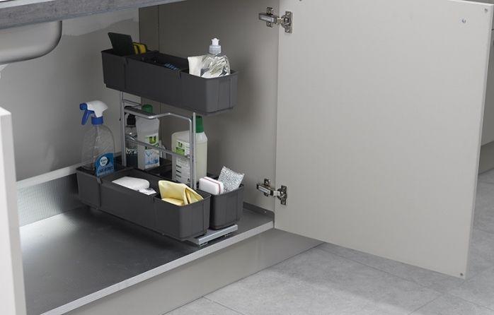 Cleaning Agent Cuisinella Rangement Et Rangement Aspirateur