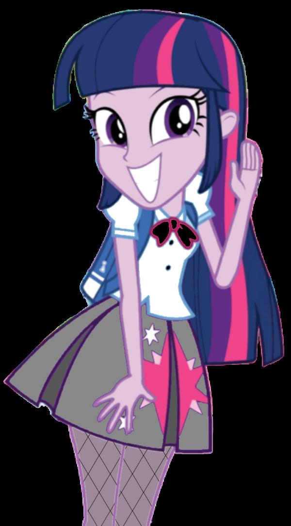 My version of schoolgirl style Twilight