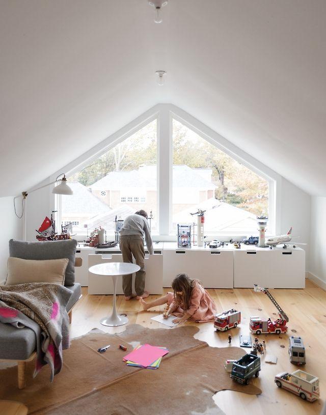 Wohnzimmer mit Spielsachen Schöner Wohnen - Möbelträume Pinterest
