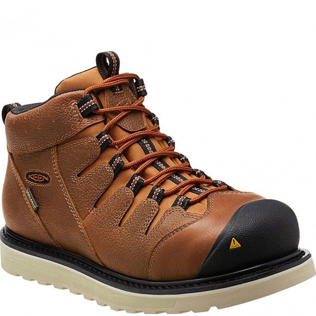 Glendale WP Safety Boots - Peanut