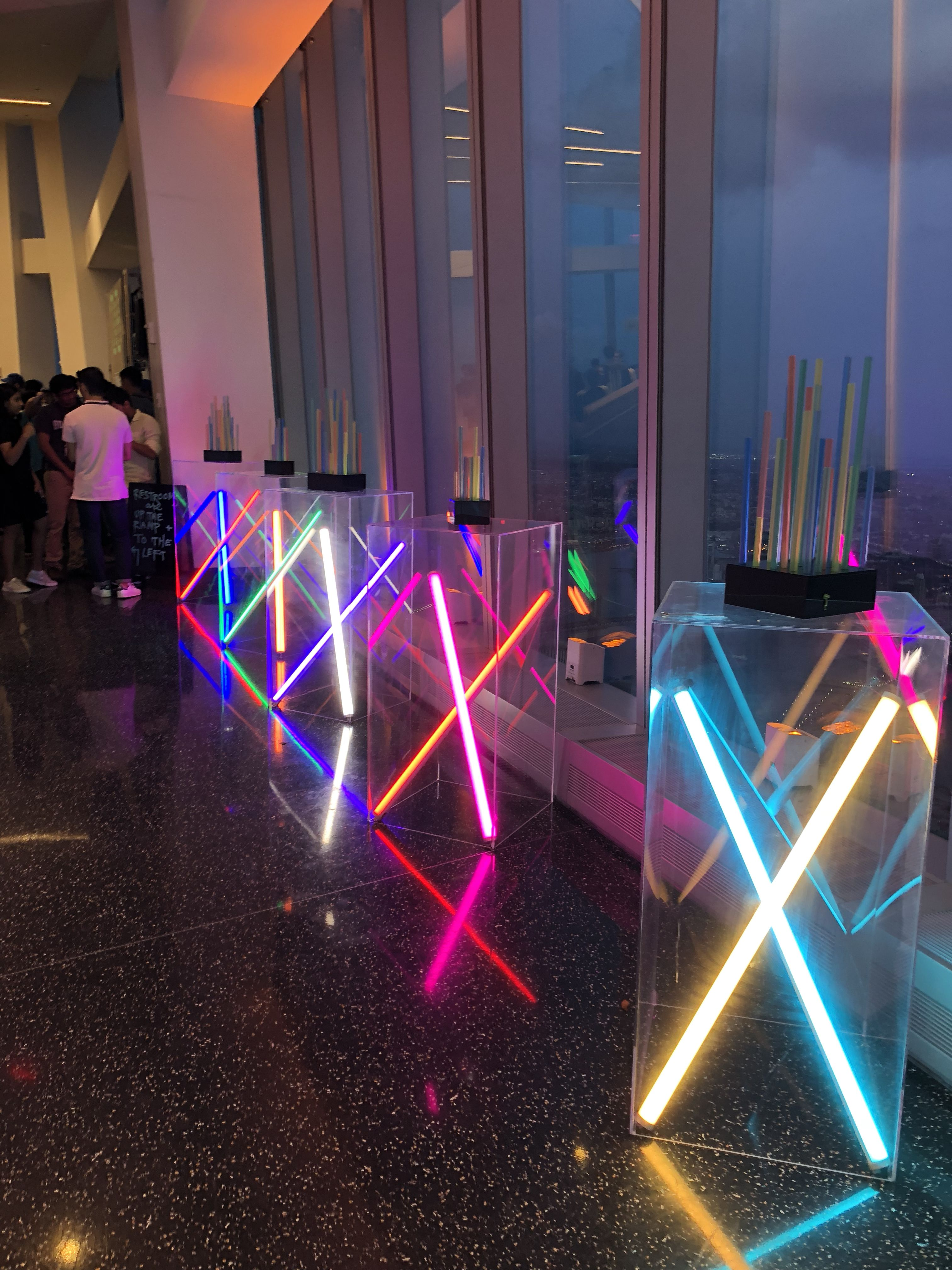 Pin By Renee On Eoy 2018 Consolidated Light Installation Event